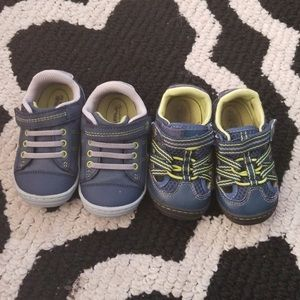 Stride rite suprize shoe bundle
